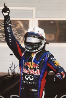 Collecting autographs at F1 Grand Prix at Monaco 2013