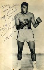 When I met Muhammad Ali