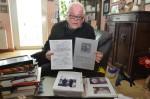 Wolfgang Windhausen besitzt Kopie: Schabowskis Zettel