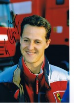 Michael Schumacher – one of the toughest writer in Formula One