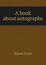A book about autographs