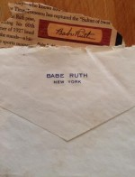 Solving The Mystery Of A Family Letter 'Signed' By Babe Ruth