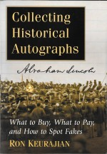 Collecting Historical Autographs