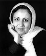 Meeting Shirin Ebadi in Teheran, 2004