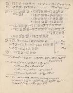Einstein Manuscripts Sell in Excess of $1.2 Million