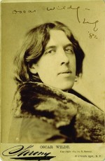 Oscar Wilde signed photo investment story