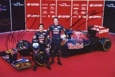 Formula One tests in Barcelona 2012