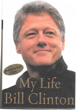 Bill Clinton – The Forgers of his Autograph are Having a Field Day using Deception. BEWARE OF SIGNED BOOKS!