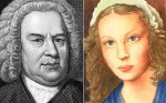 JS Bach and his wife, Anna Magdalena - Photo: Alamy