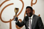 Pelé's World Cup trophy sells for £395,000 at auction