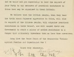 Chairman Mao letter to Clement Attlee fetches £605,000