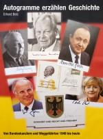 Autogramme erzählen Geschichten