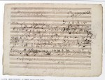 Beethoven composition discovered in Greenwich