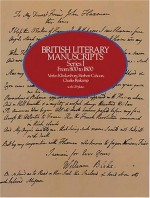 British Literary Manuscripts, Series I: From 800 to 1800: From 800 to 1800 Series 1