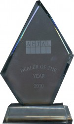 Autograph Dealer of the Year 2010
