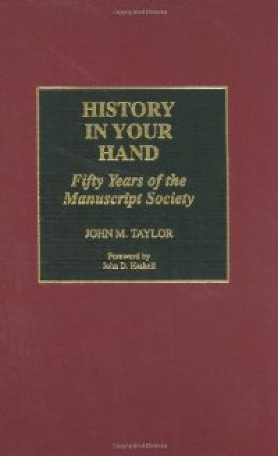 History In Your Hand