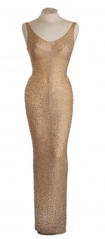 Marilyn Monroe's 'Happy birthday, Mr President' dress sells for record $4.8m