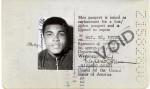 Muhammad Ali US passport to make $35,000?