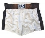 Muhammad Ali's Rumble in the Jungle trunks to auction