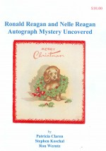Ronald Reagan and Nelle Reagan Autograph Mystery Uncovered